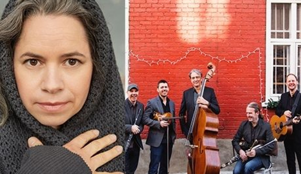 Lúnasa with special guest Natalie Merchant - Live At St. Luke's