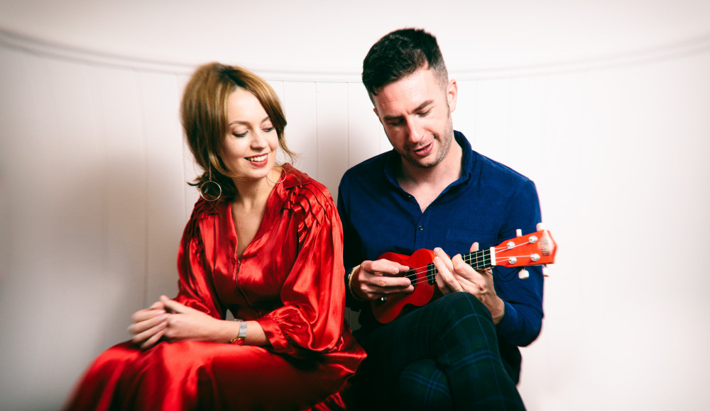 Jack O'Rourke & Marlene Enright - December 15th - Live At St. Luke's