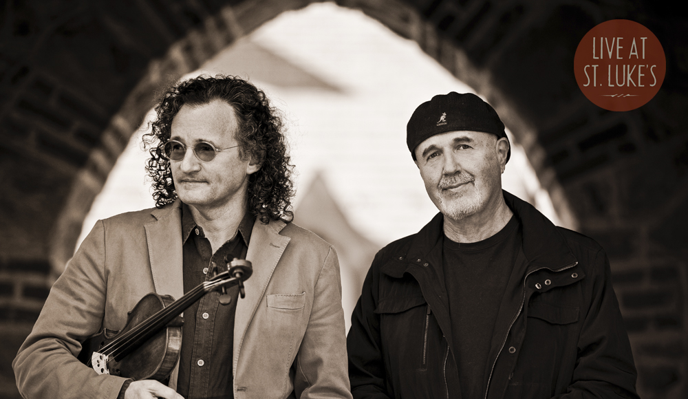 Martin Hayes & Dennis Cahill - Live At St. Luke's