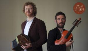 Caoimhin O'roghallaigh & Cormac Begley - Live At St. Luke's