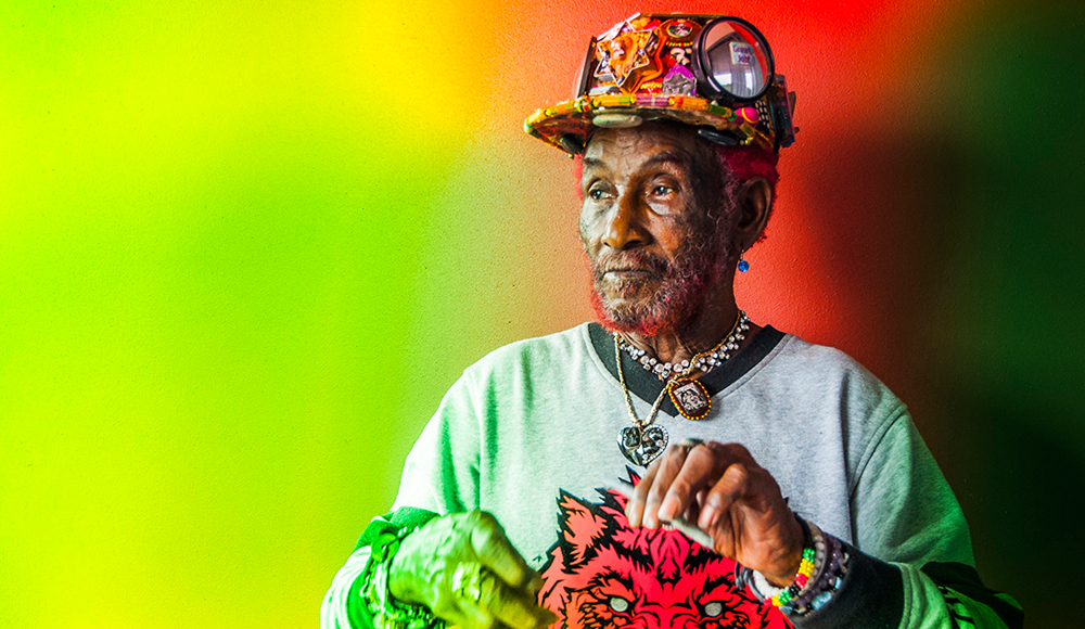 Lee Scratch Perry - March 30th - Live At St. Luke's
